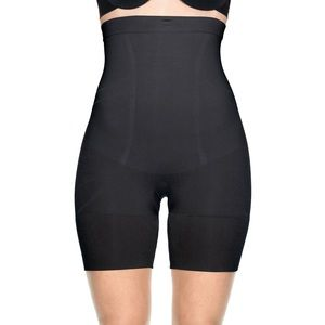SPANX Slim Cognito High Waisted Mid Thigh Short